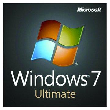 Microsoft 微軟 Windows 7 Ultimate 旗鑑英文隨機(64位元)
