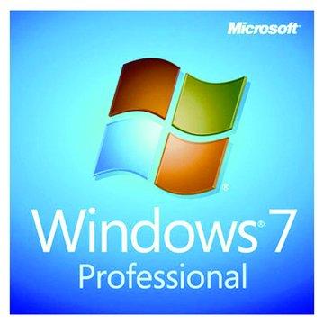 Microsoft 微軟 Windows 7 Pro 專業英文隨機(32位元)