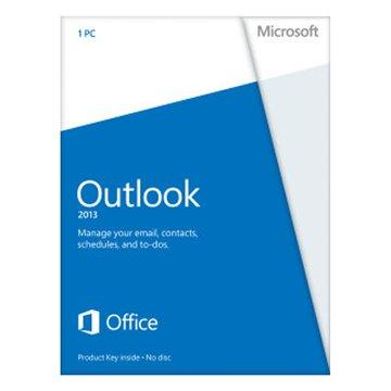 Microsoft 微軟 Outlook 2013 中文版(PKC)