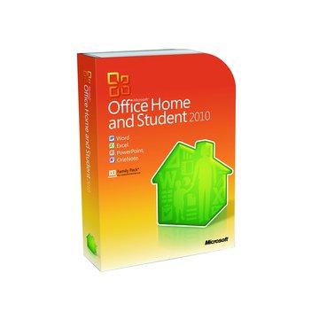 Microsoft 微軟 Office 2010家用版彩盒+無線行動滑鼠1000