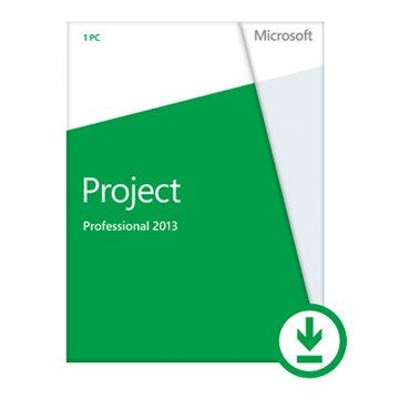Microsoft 微軟 Project 專業版 2013 英文-數位下載版