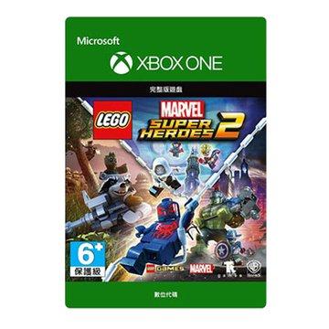 Microsoft XBOX ONE 樂高Marvel 超級英雄 2-數位下載版