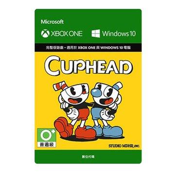 Microsoft XBOX ONE 茶杯頭 Cuphead-數位下載版