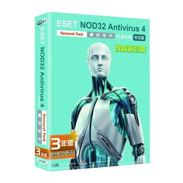 ESET NOD32 NOD32 伺服器版 單機3年