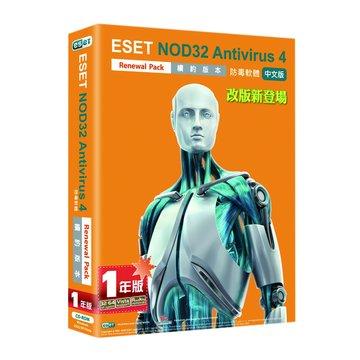 ESET NOD32 NOD32 伺服器版 單機1年
