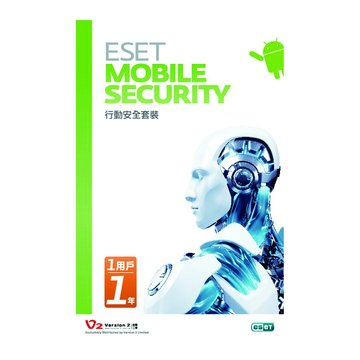 ESET NOD32 ESET Mobile Security 行動安全 單機1年版