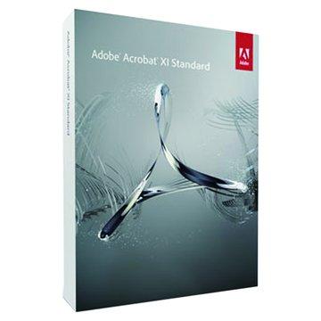 Adobe Acrobat 11 Win 中文 標準盒裝