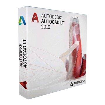 AUTODESK AUTOCAD LT 2019 2D版租賃合約-新購二年